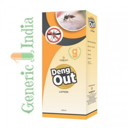 DENG-OUT LOTION